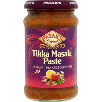 Patak's Tikka Masala Medium Curry Paste 283G