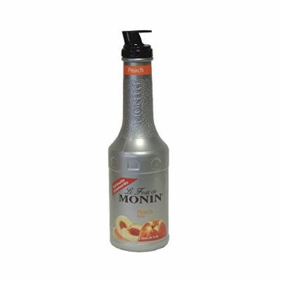 Monin - Peach Purée - 1L (Case of 4)