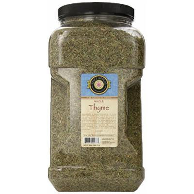 Spice Appeal Thyme Whole, 48-Ounce Jar