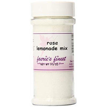 Faeries Finest Rose Lemonade Mix, 7.5 Ounce