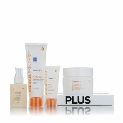 Serious Skincare C Double Collection ~ Special Edition Supersizes!