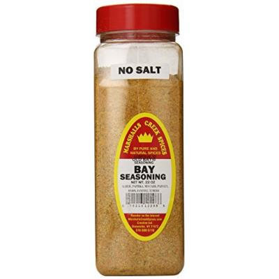 Marshalls Creek Spices Seasoning, Bay, XL Size, 22 Ounce