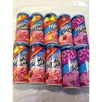 10 Wyler's Light Variety Pack 4 Strawberry Lemonade, 3 Cool Raspberry and 3 Grape