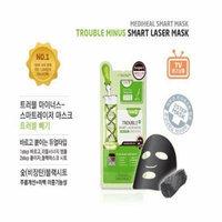 Korea Mediheal Trouble Minus Smart Laser Mask 25mlx5 Sheet (1box)