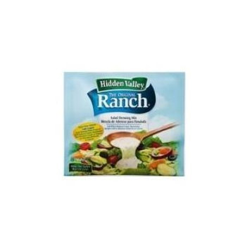 Hidden Valley Ranch Salad Dressing Mix 3.2 Oz. (Pack of 4)