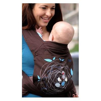 Love Nest Mei Tai Baby Carrier (Brown)