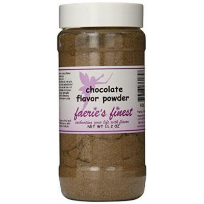 Faeries Finest Flavor Powder, Chocolate, 11.20 Ounce