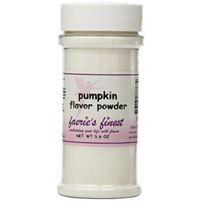 Faeries Finest Flavor Powder, Pumpkin, 5.60 Ounce Pack of 12
