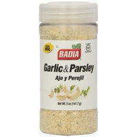 Badia Garlic with Parsley Ground, 5-Ounce (Pack of 6)