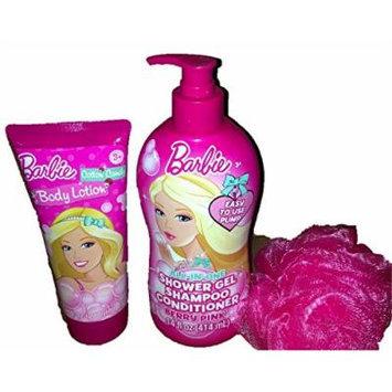 Barbie Bathing 3pcs gift set,