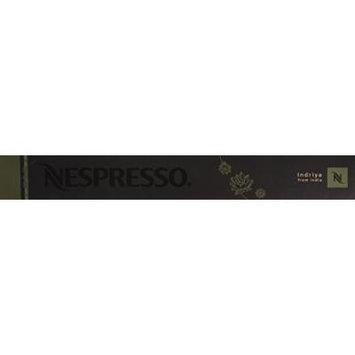 Nespresso OriginalLine Capseles: Indriya, 10 Count