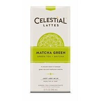Celestial Seasonings Matcha Green Tea Latte Concentrate, 32 Fluid Ounce (Pack of 6)