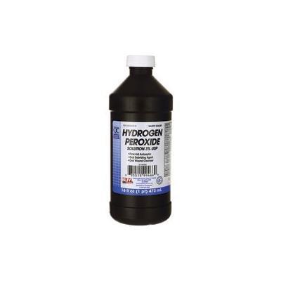 Quality Choice Hydrogen Peroxide 16 fl oz Liquid