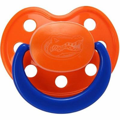 Florida Gators Glow in Dark 2-Pack Baby Pacifier Set - NCAA Infant Pacifiers