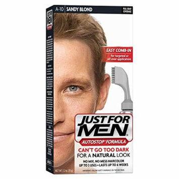 Just For Men AutoStop Men's Hair Color, Sandy Blond