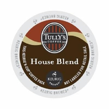 Keurig, Tully's, House Blend Coffee, K-Cup packs, 48-Count