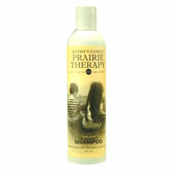 Kathy's Family Prairie Therapy Shampoo, 8 Fluid Ounce