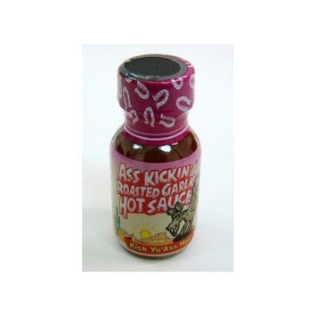 Ass Kickin Roasted Garlic Hot Sauce (Case of 24)