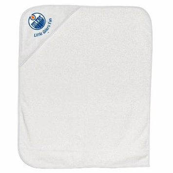 NHL Edmonton Oilers Hooded Baby Towels