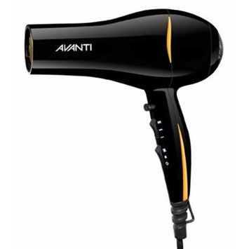 Avanti A-Tron Ceramic Hair Blow Dryer 1875 Watts 2 speed