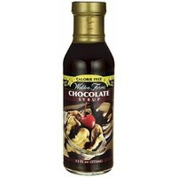Walden Farms Calorie Free Chocolate Syrup --2X 12 fl oz