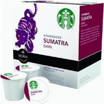 Keurig Starbucks Sumatra Dark Roast, 48 Count