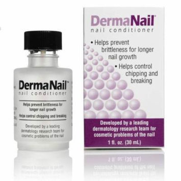 Dermanail Nail Conditioner - 1 Oz : 3 Packs