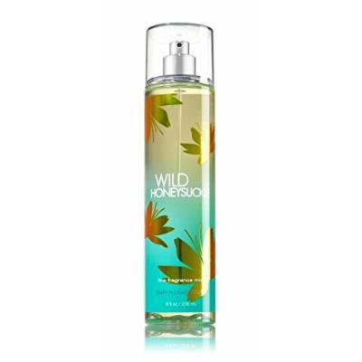 Bath and Body Works Fine Fragrance Mist 8fl.oz/236ml Wild Honeysuckle