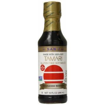 San J Tamari Soy Sauce, 10 Ounce