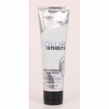 Joico Intensity Semi-Permanent Hair Color, Clear Mixer, 4 Ounce