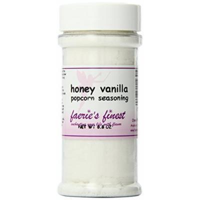 Faeries Finest Popcorn Seasoning, Honey Vanilla, 6.80 Ounce