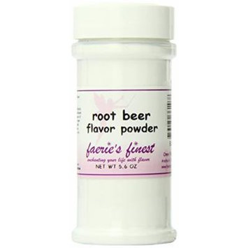 Faeries Finest Flavor Powder, Root Beer, 5.60 Ounce