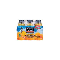 Minute Maid Juices To Go 100% Orange Juice, 6pk(Case of 2)