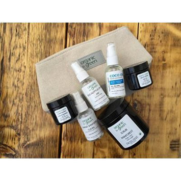 Organic To Green Travel Kit Deluxe