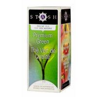 Stash Premium Decaf Premium Green Tea, Tea Bags, 30 Count Box