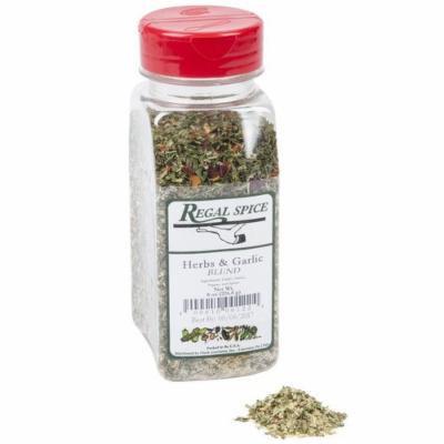 Regal Herbs, Spices, Seasoning 8 ounce (Herbs & Garlic Blend)