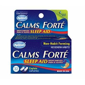 Hyland's Calms Forte Sleep Aid Tablet, 32 Count