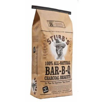 Stubb's 9-Pound All-Natural Charcoal Briquets