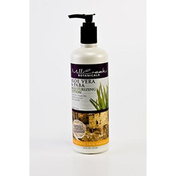 Mill Creek Aloe Vera and Paba Moisturizing Lotion, 16 Fluid Ounce