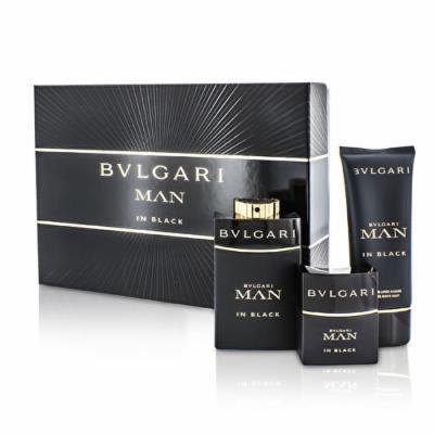 BVLGARI Man In Black 3 Piece Set