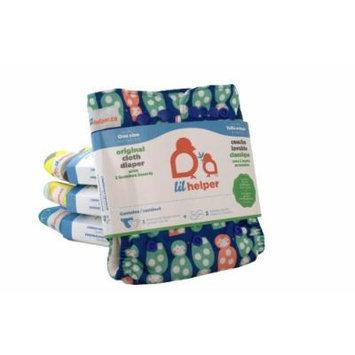 Bamboo Cloth Diapers - Prints (Insu)