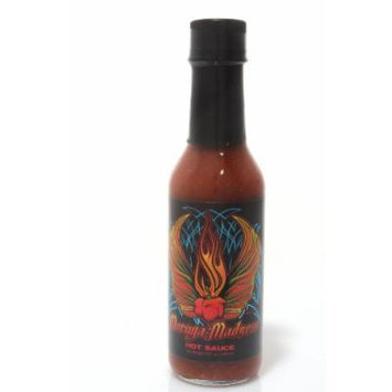 Moruga Madness Hot Sauce