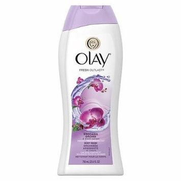 Olay Luscious Orchid Cleansing Body Wash 23.6 Oz 23.6OZ (Pack of 3)
