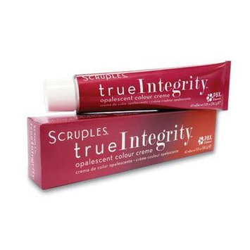 Scruples True Integrity Opalescent Colour Creme Hair Color 2.05 Oz (58.2 g) (Conceal Levels 7-10 Gray Coverage Additive)