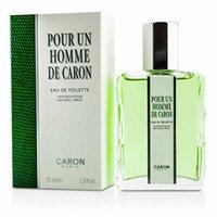 Caron Pour Homme By Caron Edt Spray 2.5 Oz