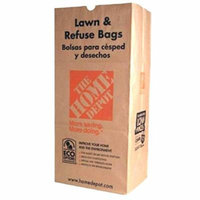 The Home Depot 30 Gal. Paper Lawn and Refuse Bags (5-count)