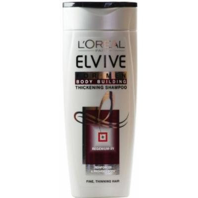 L'Oréal Paris for Men Elseve/Vive Thickening Shampoo with Regenium, Fine/Thin Hair