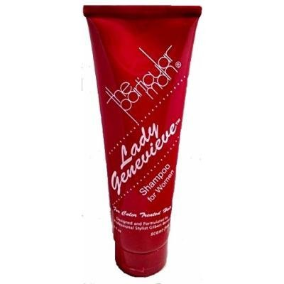 The Particular Man Lady Genevieve Shampoo, Scent Free, 8 Ounce