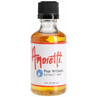 Amoretti Pear Williams Extract, 2 Fluid Ounce