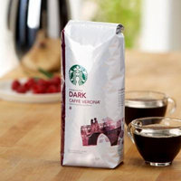 Starbucks Caffe Verona Ground Coffee, 2-Pound